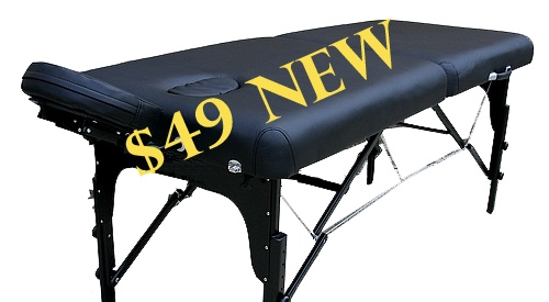 Amazing Cheap Massage Tables image of our $49 Table